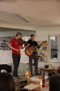 Liederabend Hut&Knocha